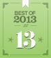 Best of 2013 #13
