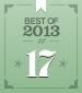 Best of 2013 #17