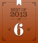 Best of 2013 #6