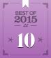 Best of 2015 #10