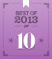 Best of 2013 #10