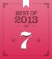 Best of 2013 #7