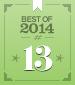 Best of 2014 #13