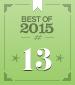 Best of 2015 #13